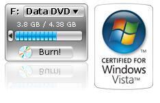 Quick-Drop Sidebar Gadget for Vista / Certified for Windows Vista
