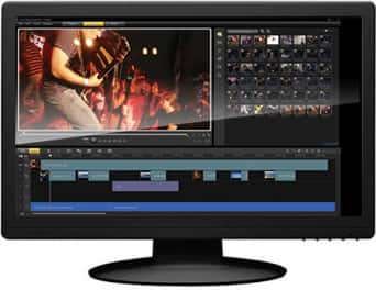 Photo and video editing software