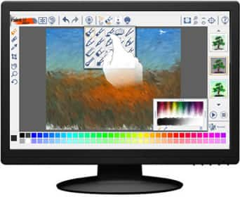 Corel Paint it! touch – touch screen software