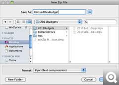 Zip/Unzip Files