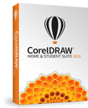 Buy CorelDRAW Home & Student Suite 2018