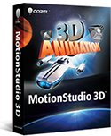 MotionStudio 3D - Video Schneide Programm
