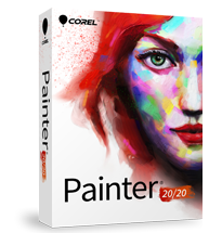 Painter 2020, Digital art & painting software
