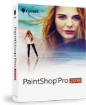 PaintShop Pro 2018 Photo Editor