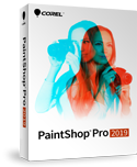 PaintShop Pro 2019 Photo Editor