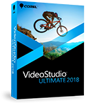 Video Bearbeitungs Programm VideoStudio Pro