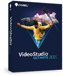 Buy VideoStudio Ultimate 2021