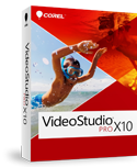 Video Editor: VideoStudio Pro X10.5