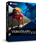 VideoStudio Ultimate X10.5