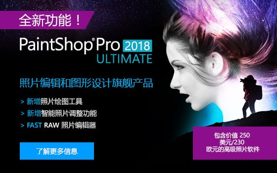 PaintShop Pro 2019 Ultimate