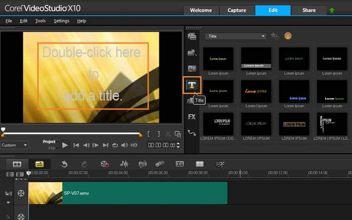 How To Make A Movie Trailer in VideoStudio