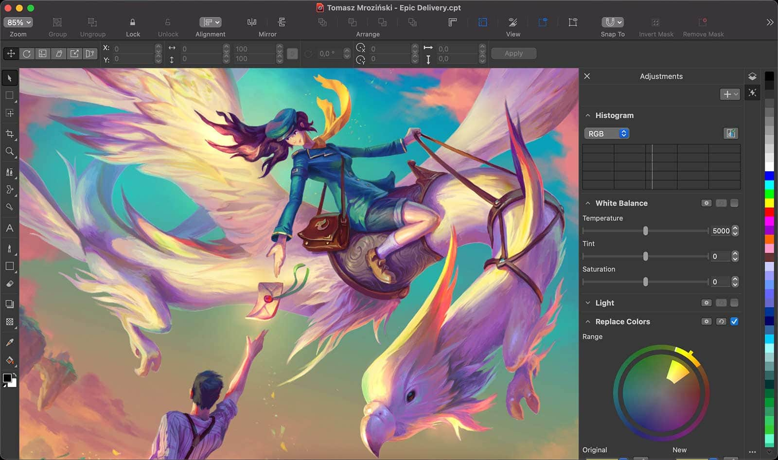 Graphic Design Software – CorelDRAW Graphics Suite 2021