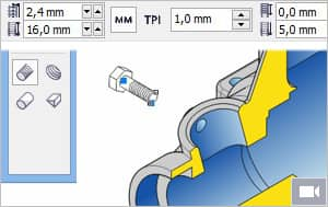 New projected drawing tools add more detail to illustrations