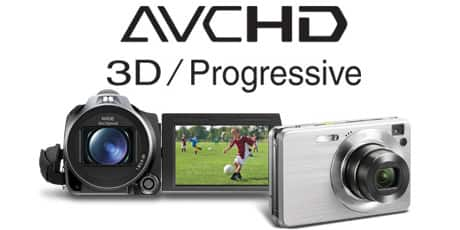 AVCHD 2.0 support