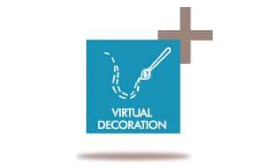 Virtual Decoration Element (option)