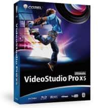 VideoStudio Pro X5 Ultimate z