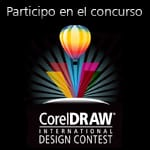 Participo en el Concurso internacional de diseño de CorelDRAW