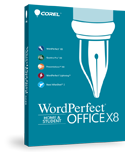 WordPerfect Office X8 - Home & Student Edition