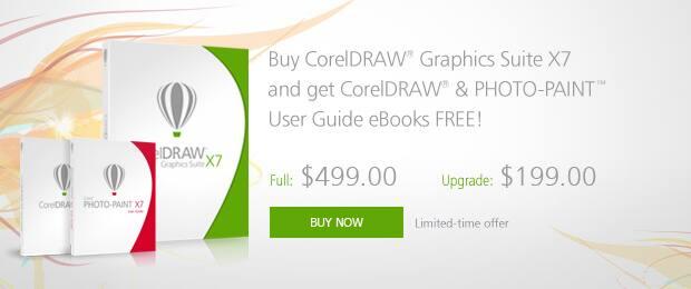Buy coreldraw graphics suite x7