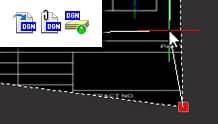 DGN 參考底圖功能