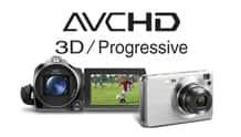 AVCHD 2.0 支援